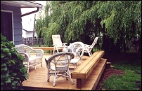 Deck - construction by RM Contracting